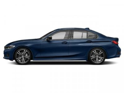 2019 BMW 3-Series 330i xDrive (Mediterranean Blue Metallic)