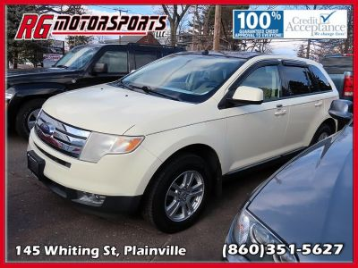 2007 Ford Edge SEL Plus (Creme Brulee Clearcoat)
