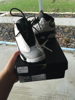$40, Kids Jordan 13 Retro Shoes
