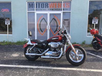 2012 Harley-Davidson Sportster 1200 Custom Sport Motorcycles Cocoa, FL