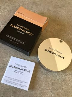 bareMinerals Blemish Remedy Clearly Beige used a couple times