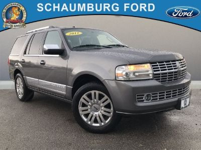 2011 Lincoln Navigator Base (Sterling Gray Metallic)