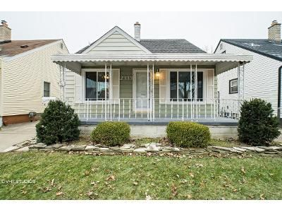 3 Bed 1.5 Bath Foreclosure Property in Lincoln Park, MI 48146 - Detroit Ave