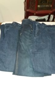 Womens large jeans lot