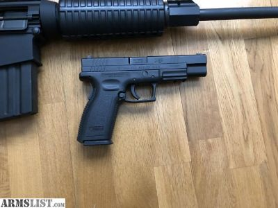 For Sale: DPMS 308 &Springfield XD Tactical
