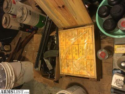 For Sale/Trade: Norinco steel core ammo