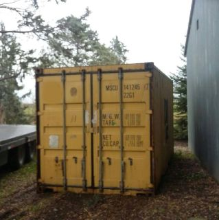 SALE! 20' Shipping / Storage Container