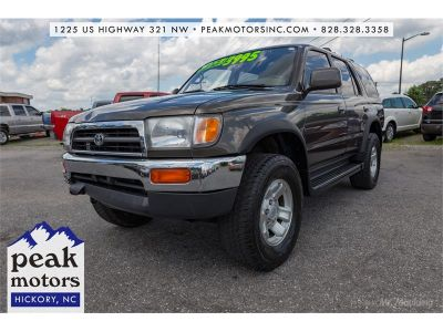 1997 Toyota 4Runner SR5 (Brown)