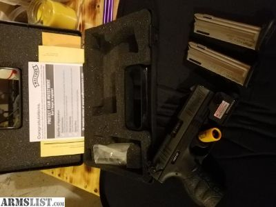For Trade: Walther P-22