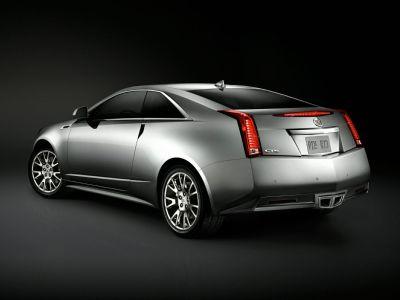 2014 Cadillac CTS 3.6L Premium (Phantom Gray Metallic)