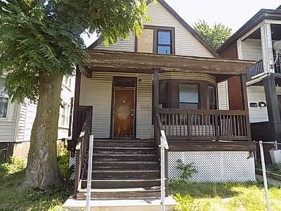 4 Bed 1 Bath Foreclosure Property in Chicago, IL 60636 - S Damen Ave