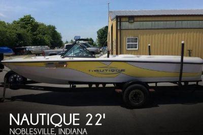 2001 Nautique 210 Sport Nautique