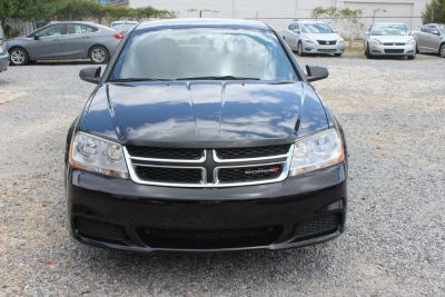 2014 Dodge Avenger SE (Black)