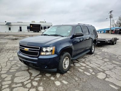 2007 Chevrolet Suburban LS 2500 (Blue,Dark)