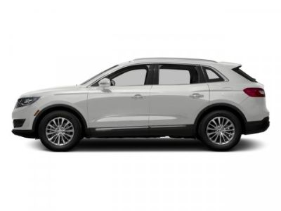 2016 Lincoln MKX Select (White Platinum Metallic Tri-Coat)