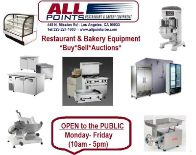 Fryer,freezer,refrigerator,mixers,meatslicers,oven Commercial Equipment for SAle