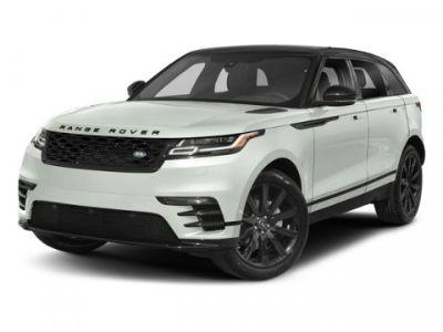 2018 Land Rover Range Rover Velar R-Dynamic SE (Santorini Black)