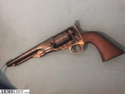 For Sale: Pietta 1860 Army