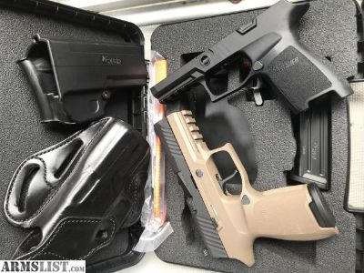 For Sale: Sig P320C with extras