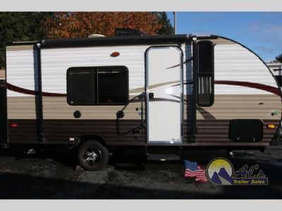 Used 2016 Forest River RV Cherokee Wolf Pup 16FQ