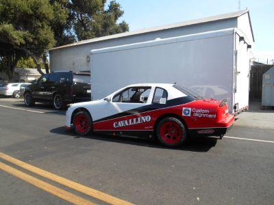 Baby Grand Race Car