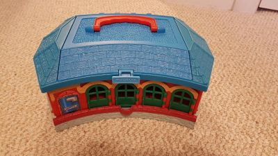Thomas the Train Tidmouth Shed