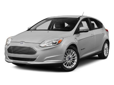 2014 Ford Focus Electric (Black)