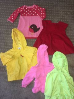 12-18 M Winter Lot Baby Clothes