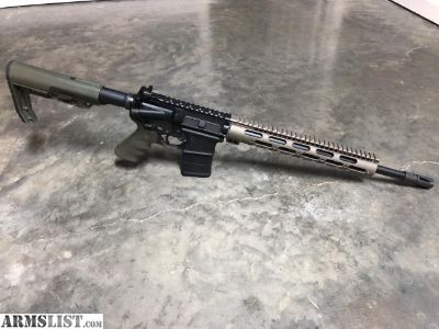 For Sale: .458 SOCOM AR Complete Upper