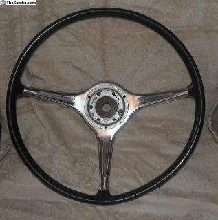 Porsche 356 B/C VDM Steering Wheel