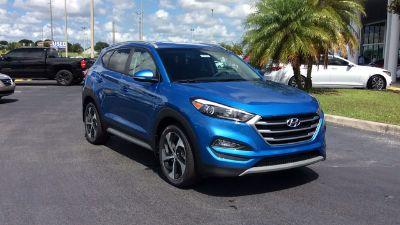 2018 Hyundai Tucson Sport (Caribbean Blue)