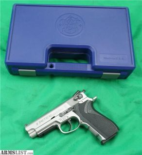 For Sale: Smith S&W 5906-TSW Stainless 9mm