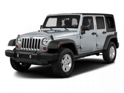 2017 Jeep Wrangler Unlimited Sport (Granite Crystal Metallic Clearcoat)