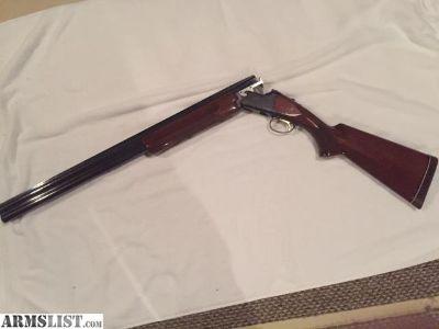 For Sale: Browning Citori 12 Gauge Over &Under