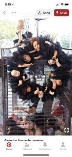 ISO OLD BABY DOLLS