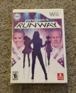 Project Runway Wii Game