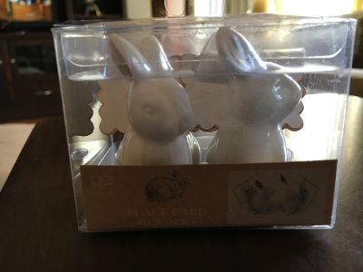 Bunny Placecard Holders