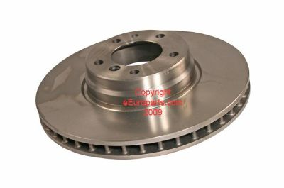 Buy NEW Zimmermann Disc Brake Rotor - Front 150128000 BMW OE 34116757756 motorcycle in Windsor, Connecticut, US, for US $54.76