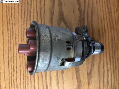 1986 Vanagon Ignition Distributor