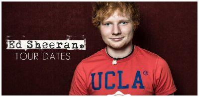 Ed Sheeran Live Concert Tickets at TixTM