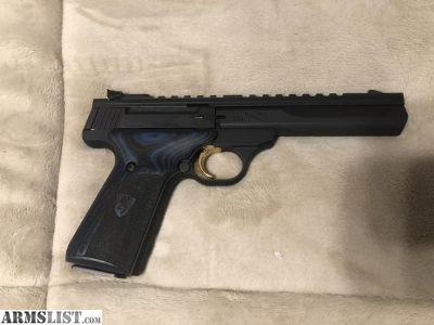 For Sale: Browning buckmark black label