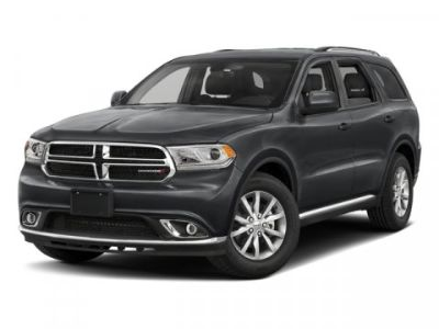 2017 Dodge Durango Crew (White Knuckle Clearcoat)