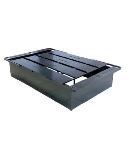 Platform Bed Full XL - Solid Metal At As Low As Price
