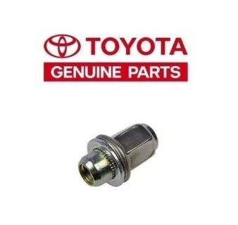 Sell Genuine Toyota Hub Nut With Washer For Axle 90084-94002 fits Toyota Tacoma E motorcycle in Stockton, California, United States, for US $8.95