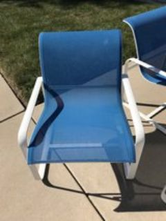10 Piece Pool/Lounge Furniture for sale $400 OBO