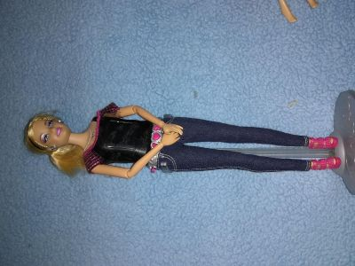 Picture taking Barbie