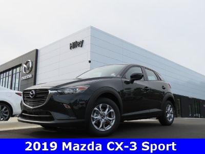 2019 Mazda CX-3 (Jet Black Mica)