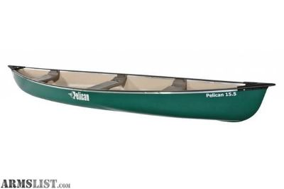 For Trade: Like New Canoe