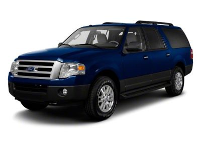 2013 Ford Expedition EL Eddie Bauer (BLACK)