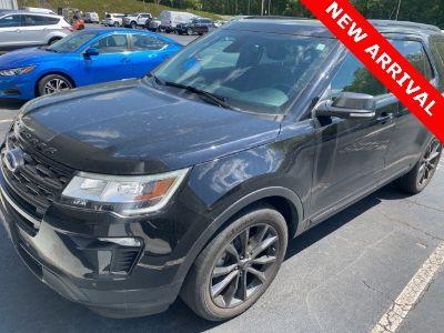 2018 Ford Explorer XLT (Shadow Black)